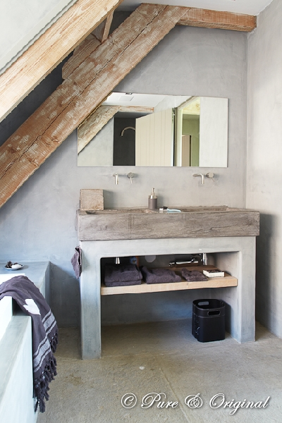 Badkamer in hammam stijl - Maison Belle