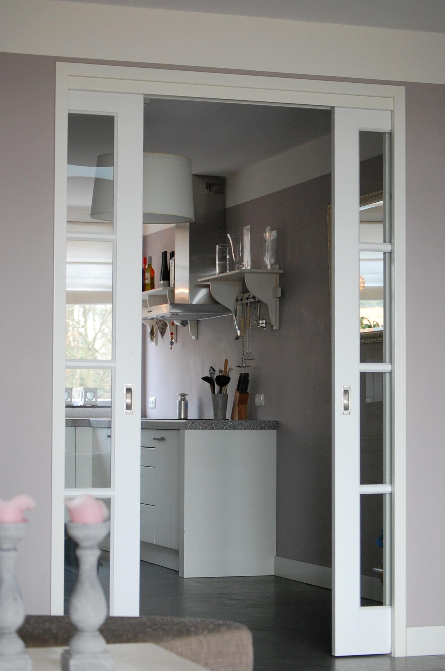 Binnenkijken in een nieuw gebouwd herenhuis   maison belle