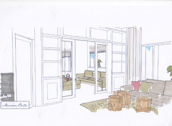 Slaapkamer    Slaapkamer Inrichten Plattegrond   Inspirerende foto u0026#39;s en idee u00ebn van het interieur