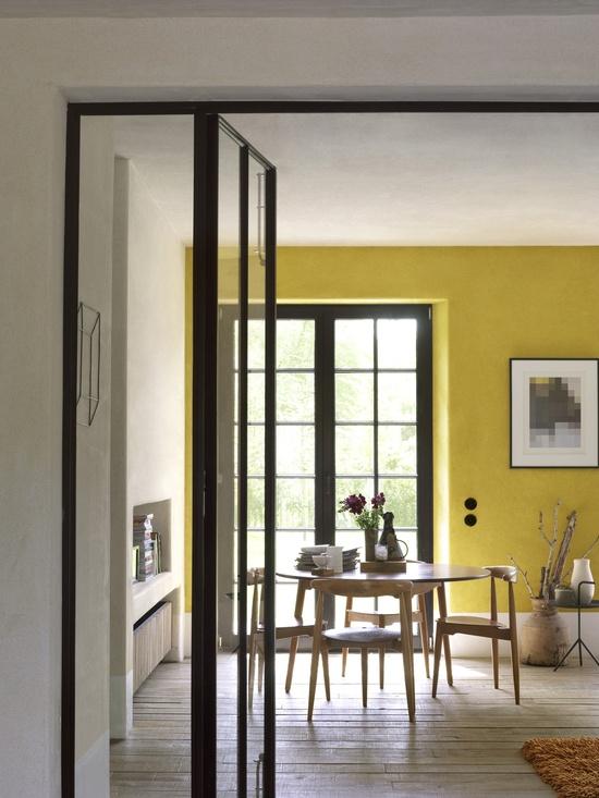 Zwarte deuren en kozijnen   Maison Belle