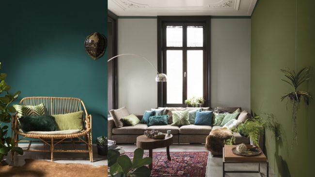 Beautiful Groen Interieur Photos - Trend Ideas 2018 ...