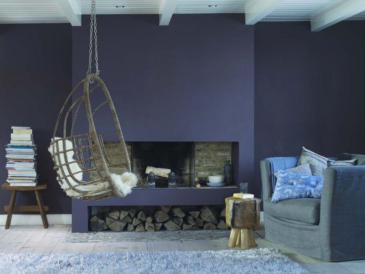 Welke Kleur Op De Muur: Slaapkamer muur kleur consenza for.