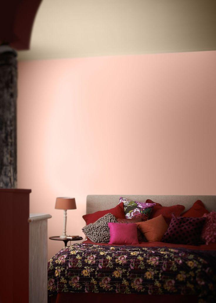 Warme herfstkleuren maison belle for Cognac kleur combineren interieur