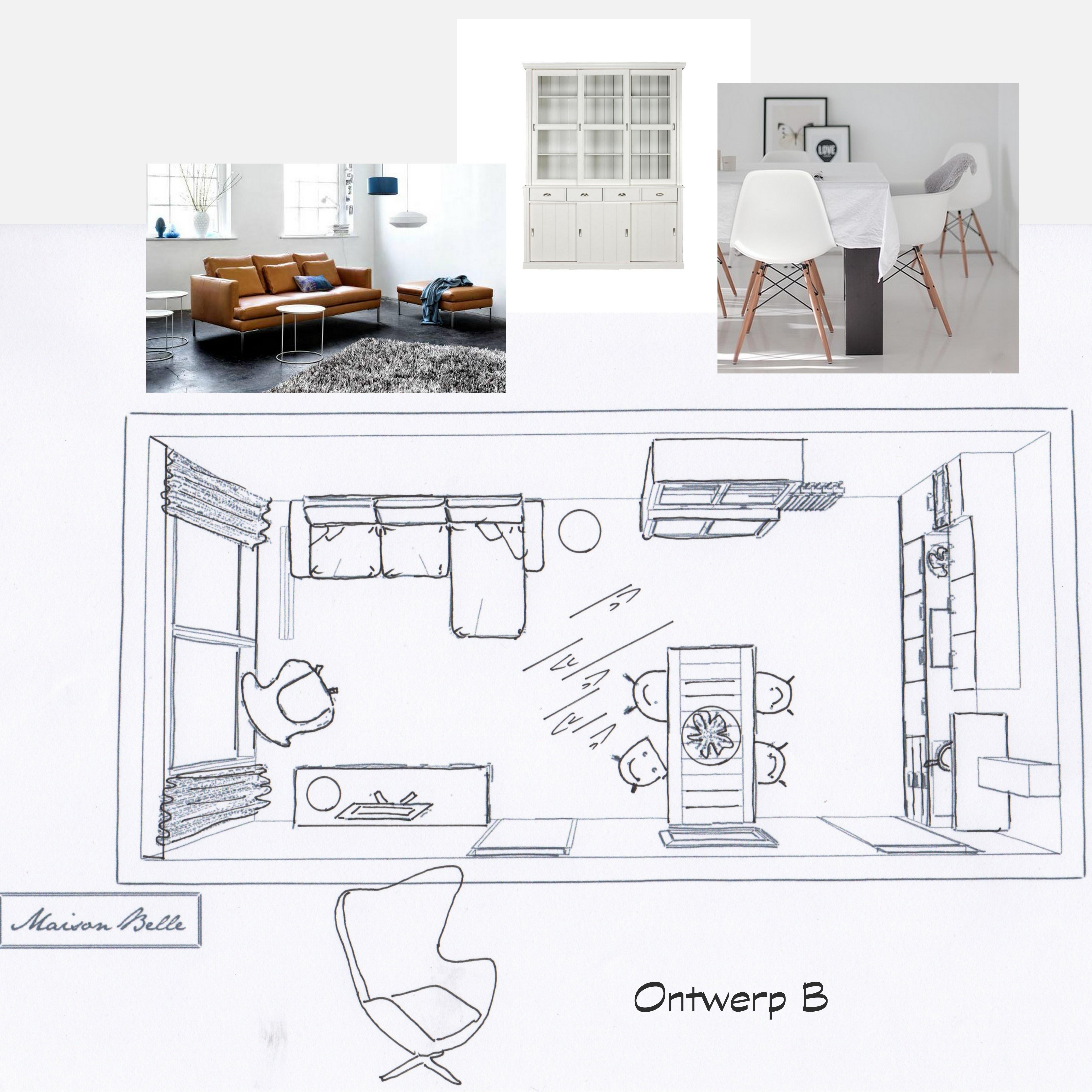 Interieuradvies appartement utrecht maison belle for Interieuradvies utrecht