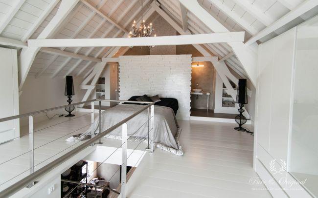 Prachtige verf van pure original maison belle - Verf balken ...