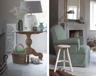 Meer licht met spiegels in huis - Maison Belle