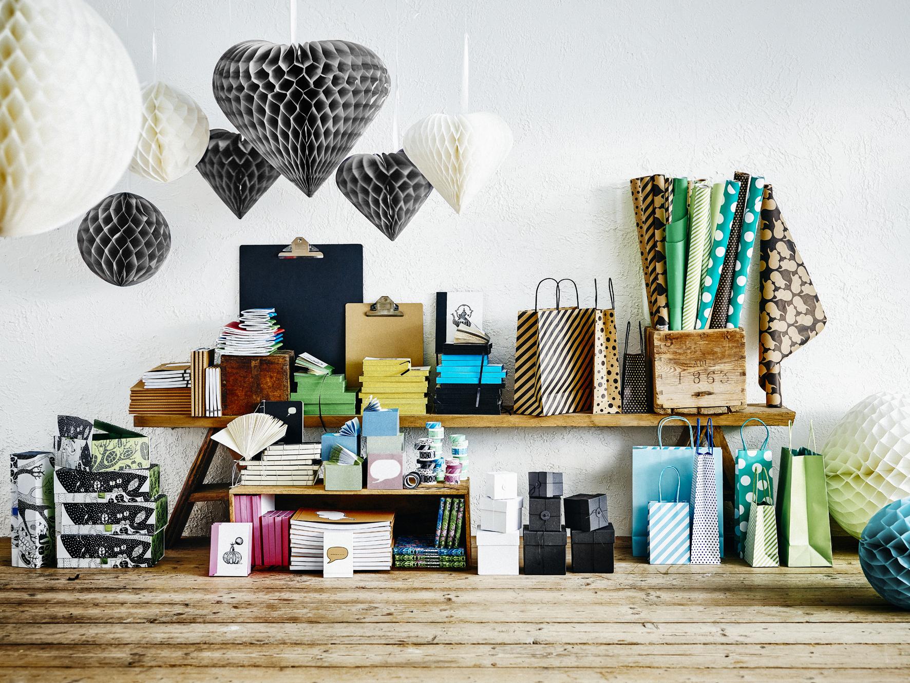 Papershop van Ikea - Maison Belle