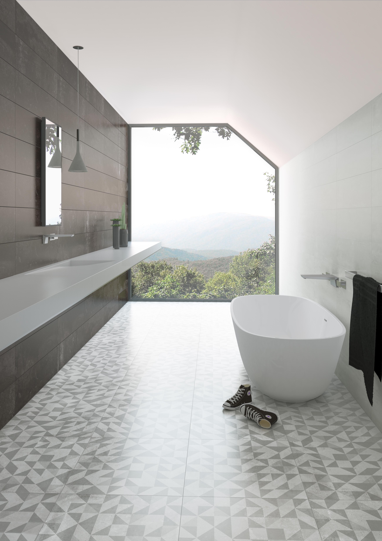 Tegels van vt wonen maison belle - Deco originele wc ...