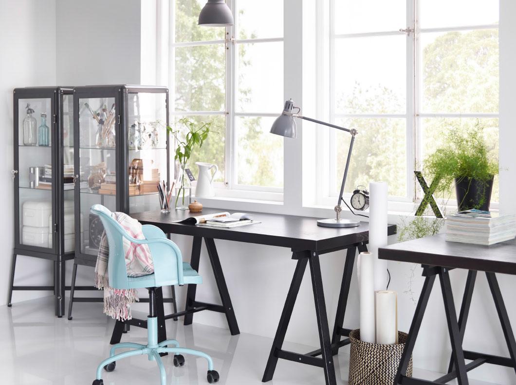 diy schragen tafel maison belle. Black Bedroom Furniture Sets. Home Design Ideas