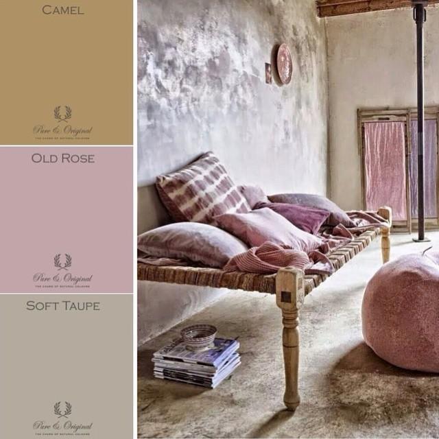 Zomer kleuren maison belle - Taupe en grijs ...