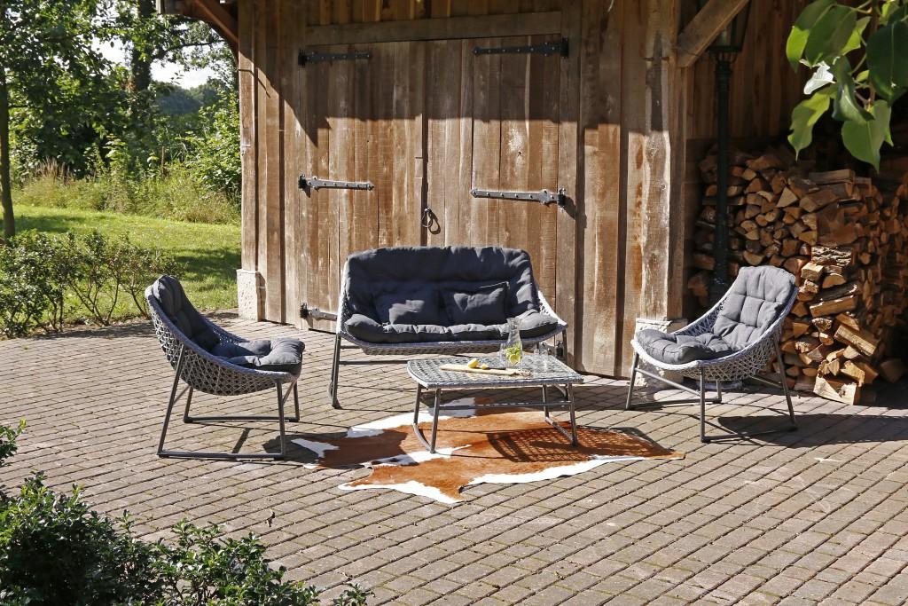 Tuin tips voor de herst veranda maison belle - Woonkamer rotan voor veranda ...