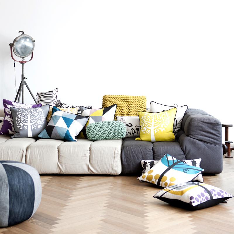 scandinavisch interieur design ferm living maison belle. Black Bedroom Furniture Sets. Home Design Ideas