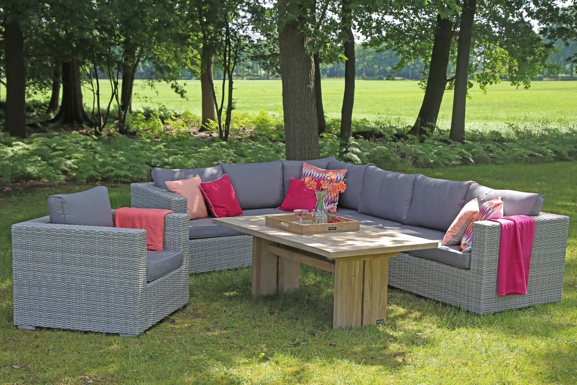 Tuin styling   4 trends   maison belle