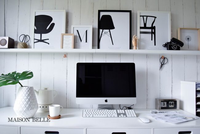 werkplek inrichten blog