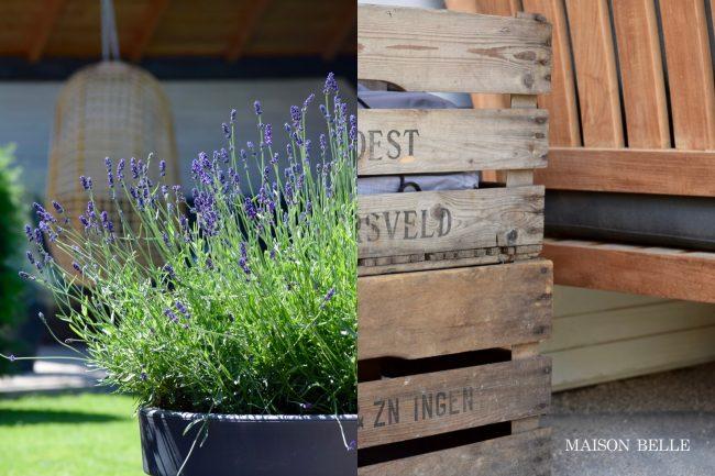 veranda - MaisonBelle - tuinstyling