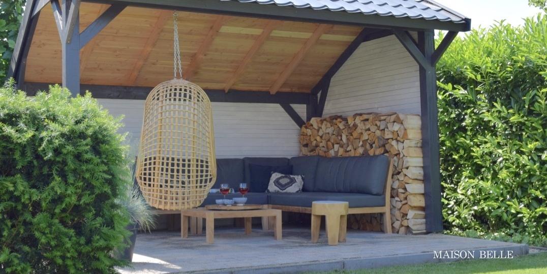 Tuininspiratie Veranda Maison Belle