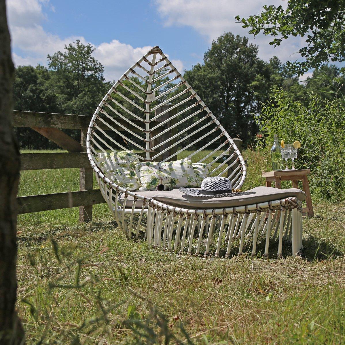 lounge bed tuinmeubelen