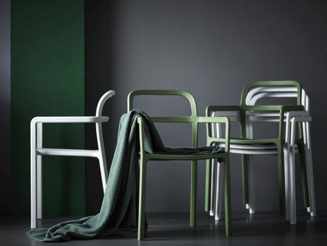 Ikea hay stoel