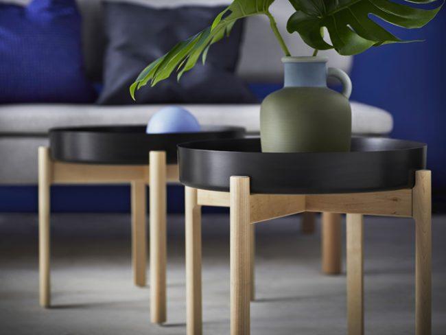 Ikea Hay bijzettafels