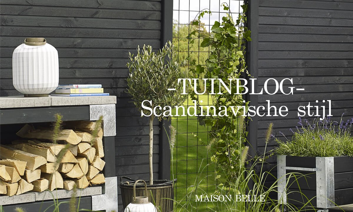 tuinblog scandinavisch design
