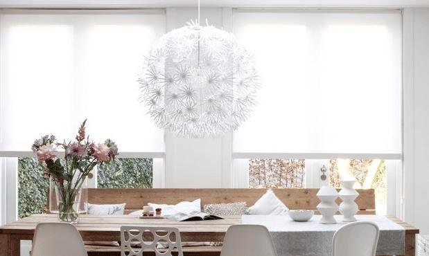 Rolgordijnen kiezen - interieur tips - Maison Belle