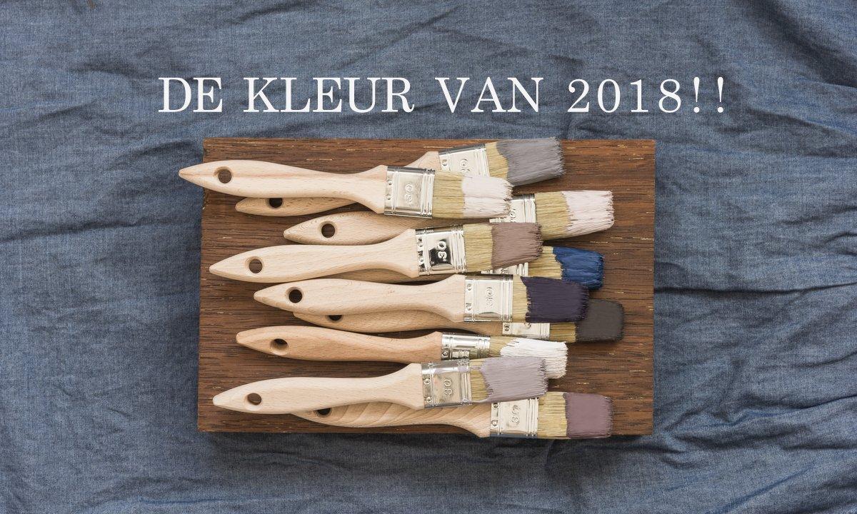 kleurvanhetjaar 2018