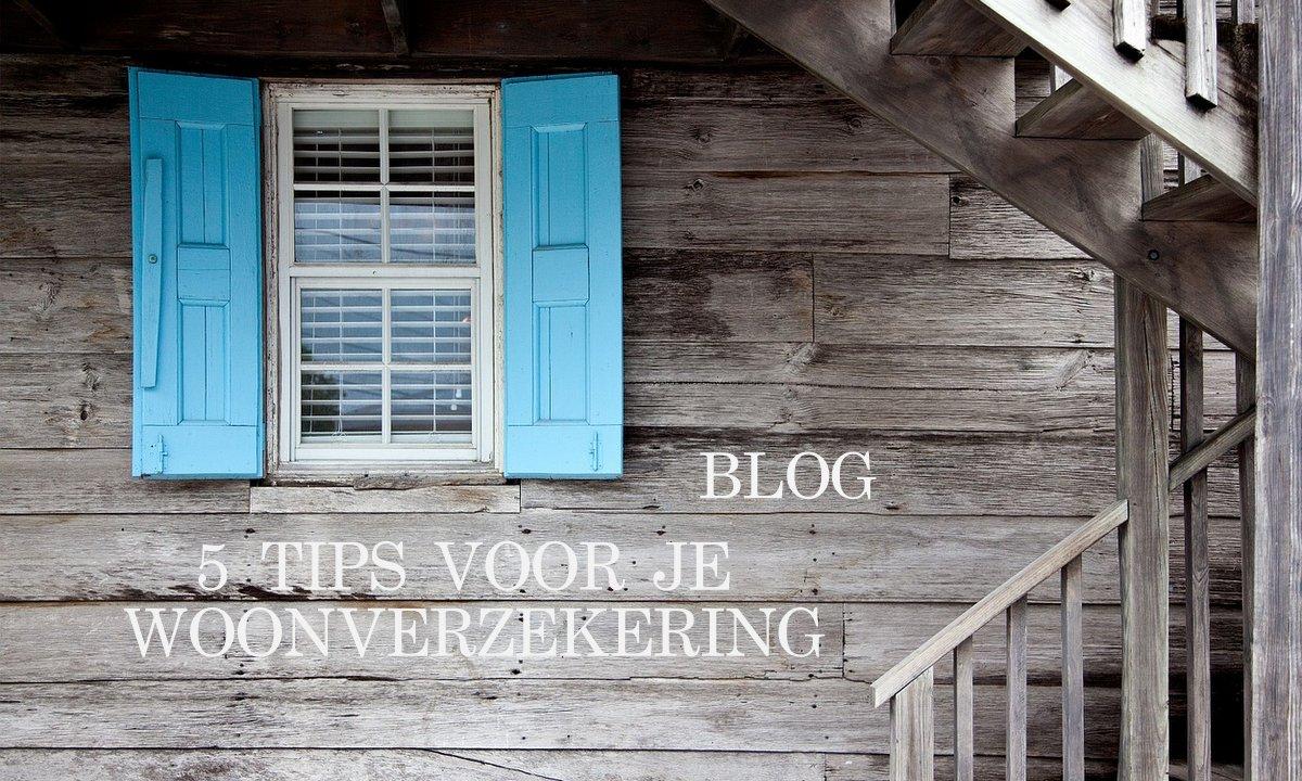 woonhuis verzekering blog